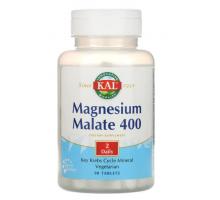 KAL, малат магния 400, (90 таблеток)