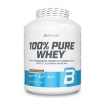 BioTech 100% PURE WHEY изолят (2270 гр)