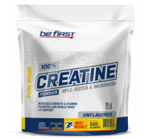 Be First Creatine Monohydrate powder (креатин моногидрат) 500 гр