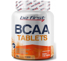 Be First BCAA Tablets (350 таб)