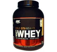 Optimum Nutrition 100% Whey Gold Standard (73 порции ,2270 гр.)
